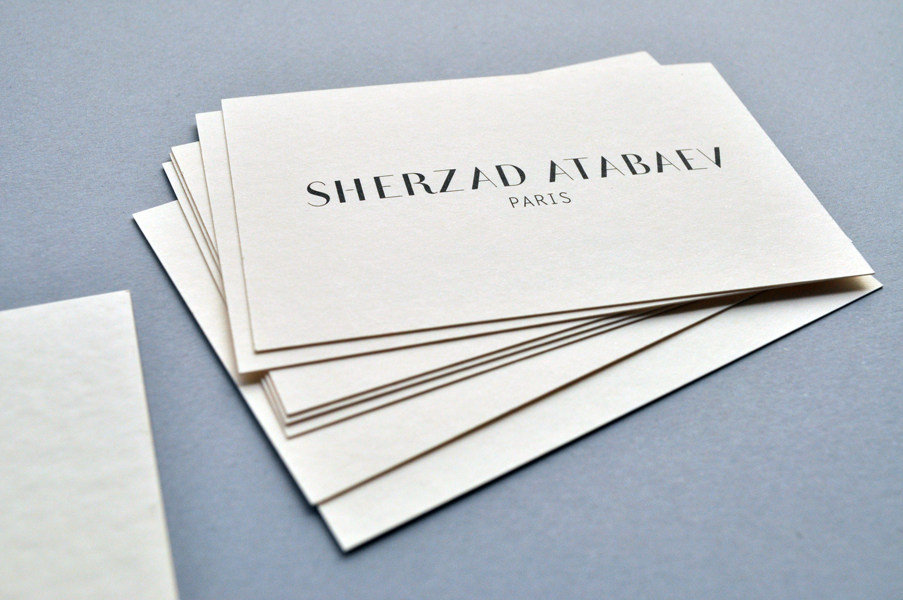 identité visuelle sherzad atabev