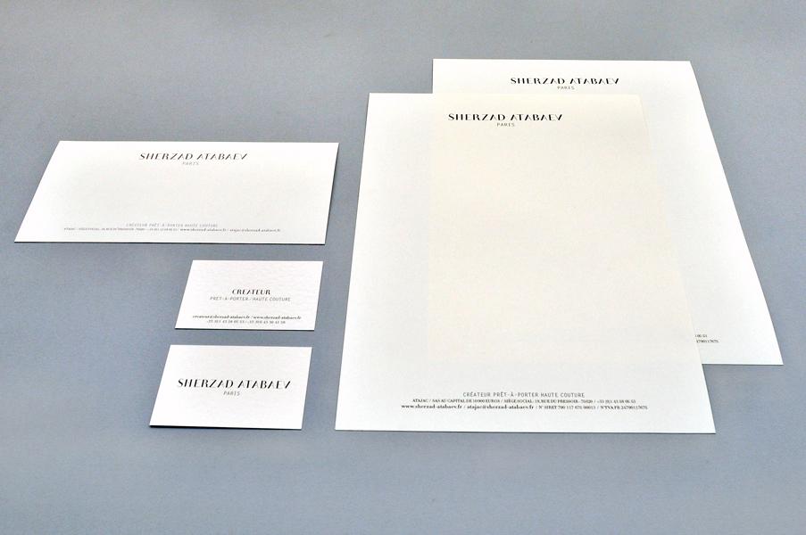 identité visuelle sherzad atabev - Narrative