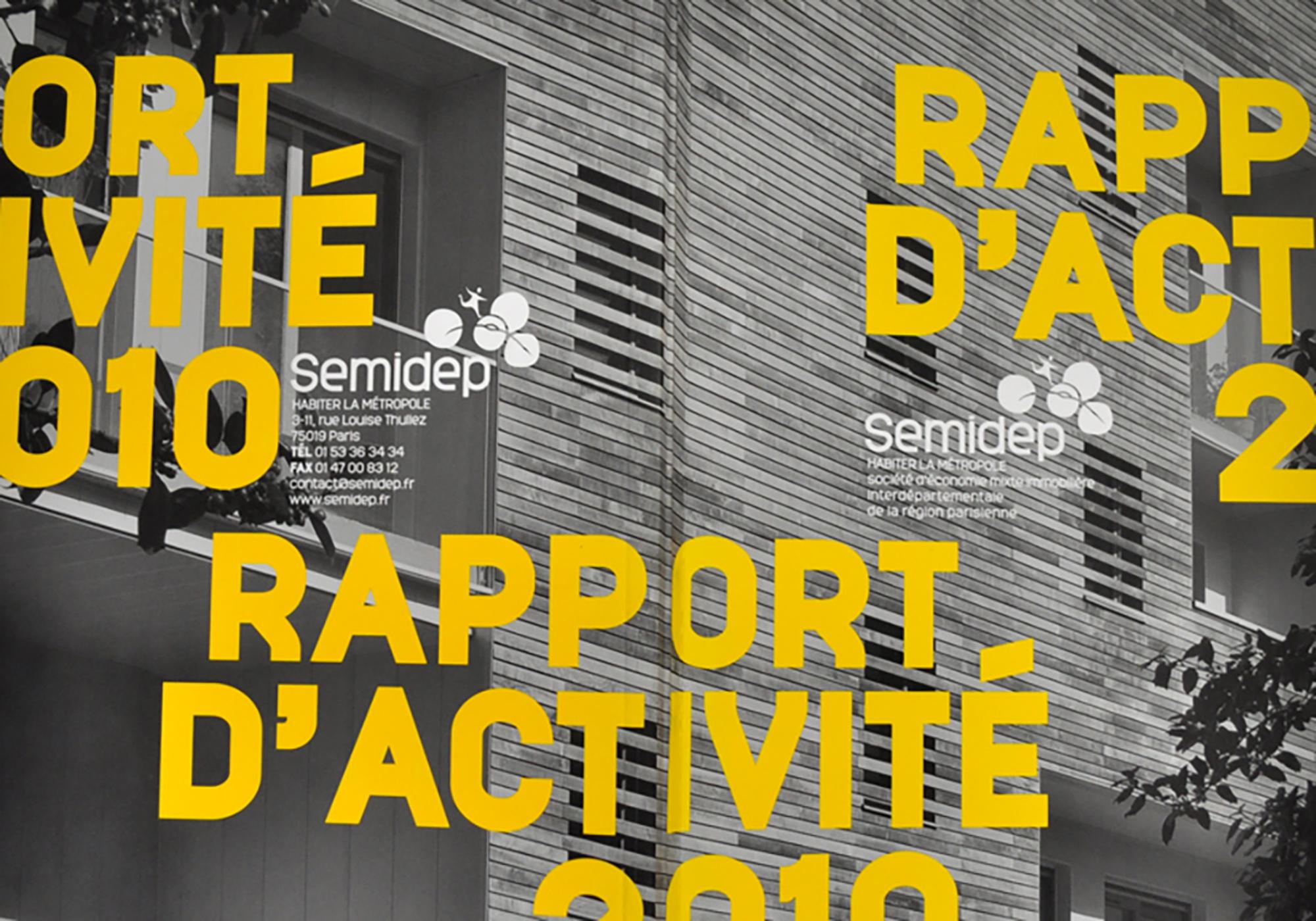 narrative rapport activite semidep