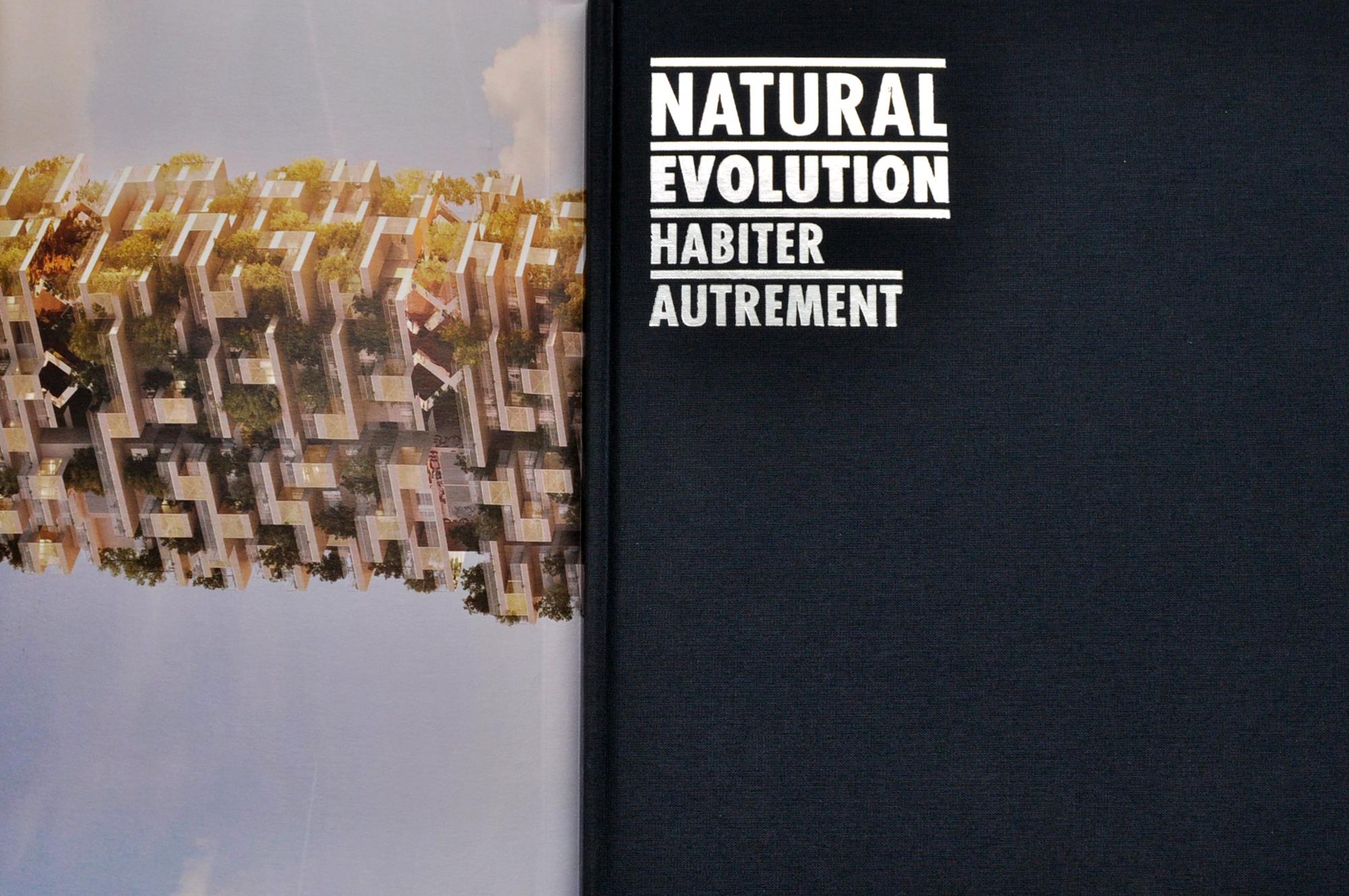 narrative Livre Natural Évolution pour BNP Paribas