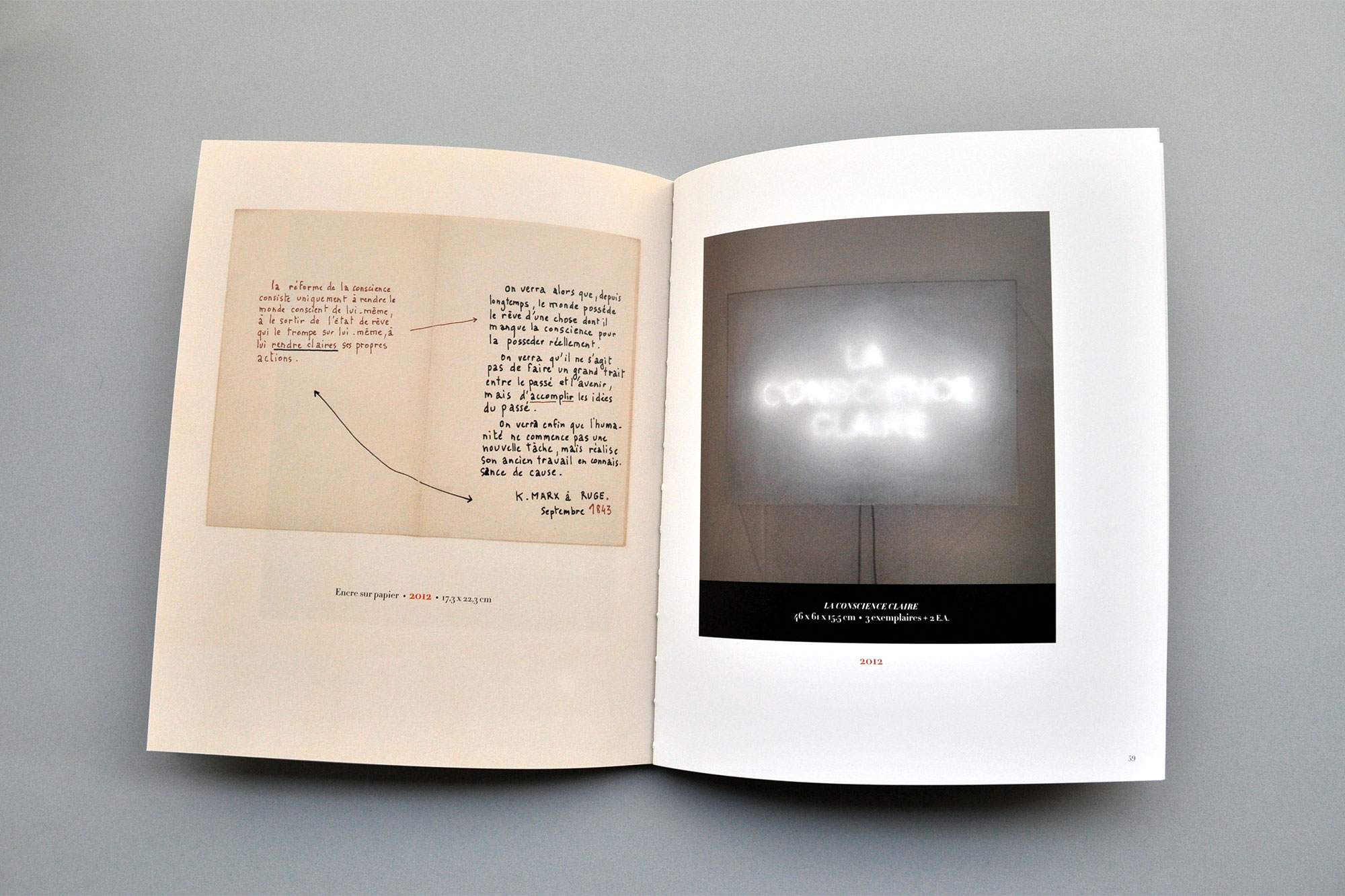 narrative edition livre Jean Michel alberola