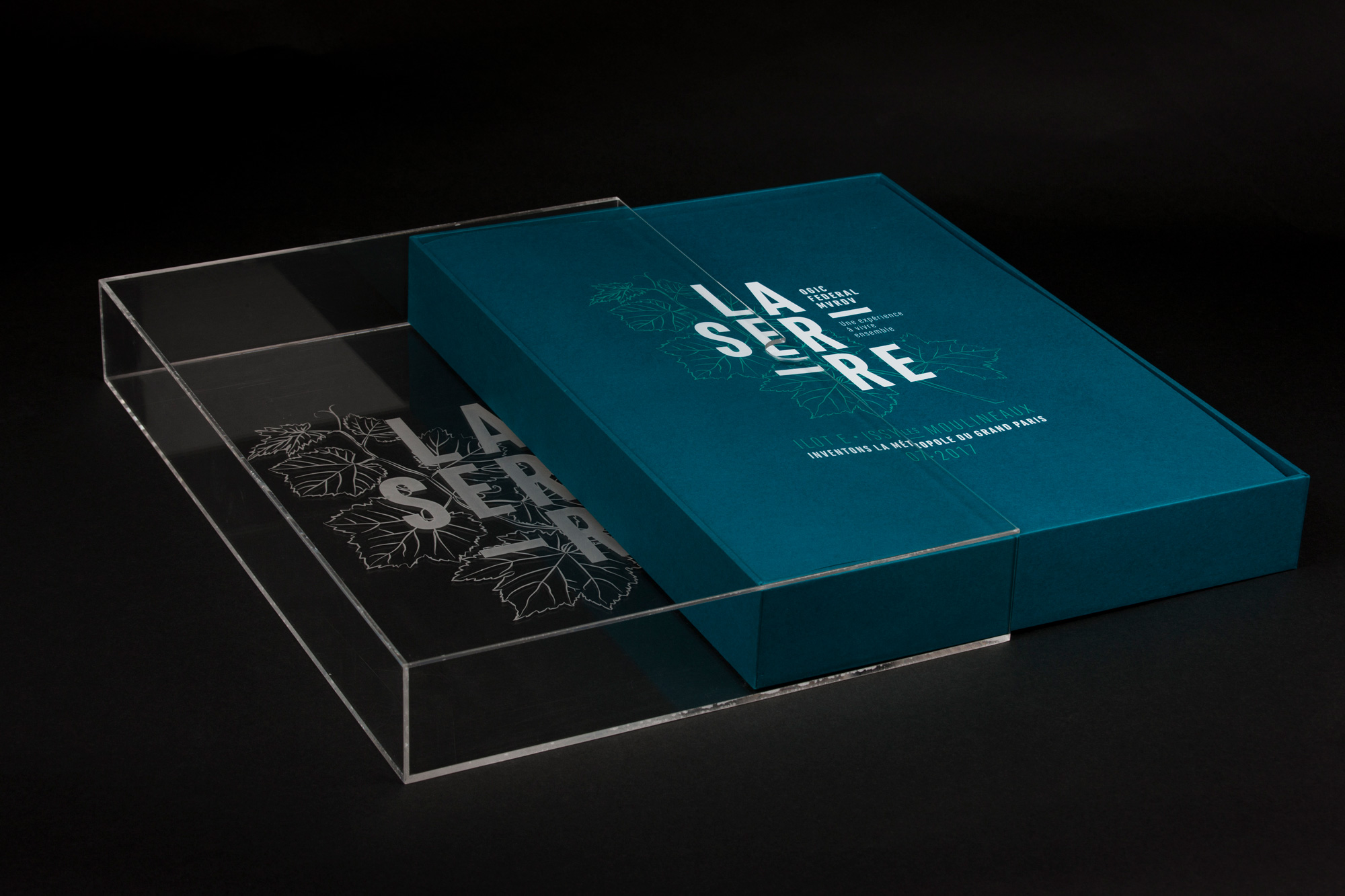 narrative identite edition packaging ogic