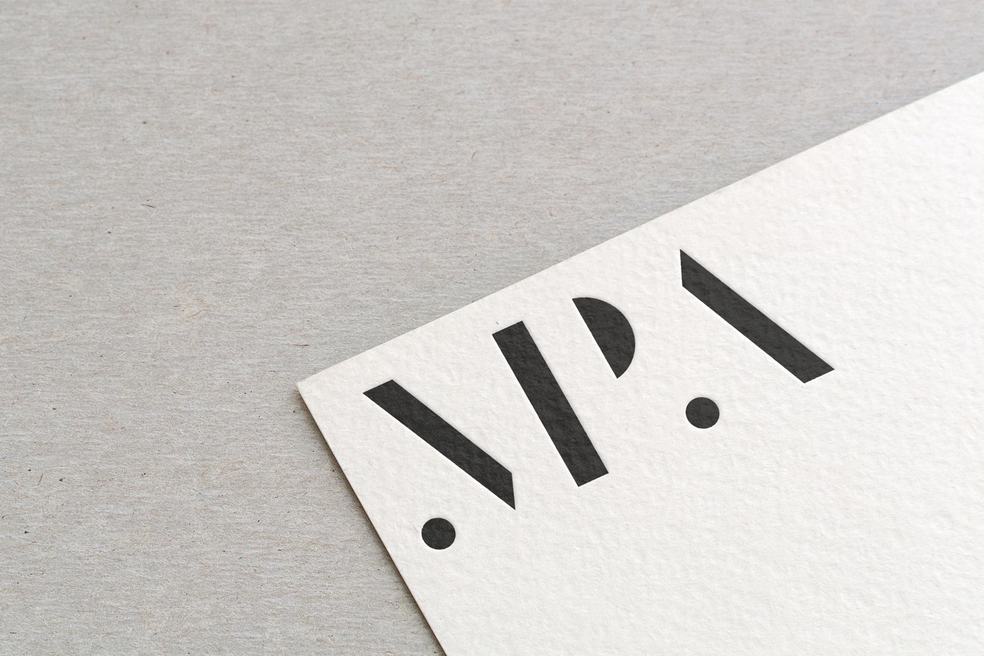Identité graphique MPA studio par Narrative