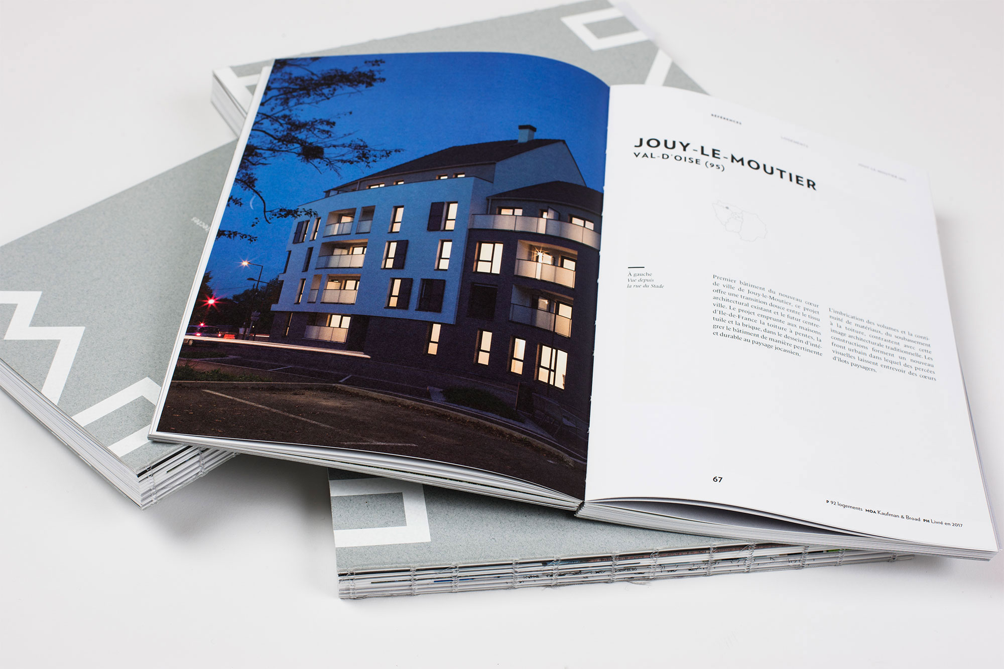 AHA ATELIER HERBEZ ARCHITECTES ÉDITIONS BOOK