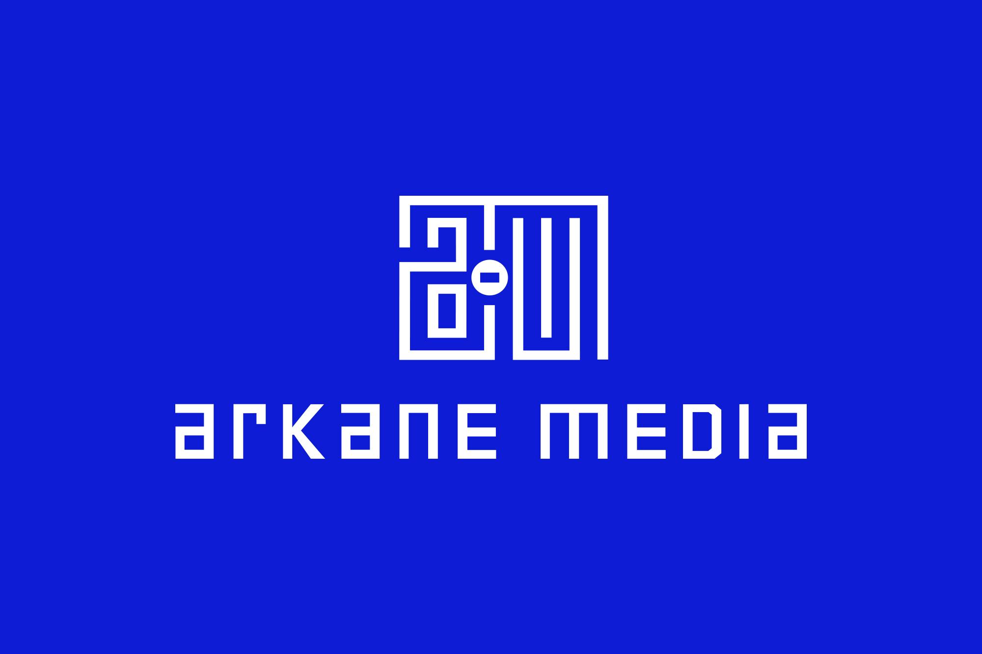 refonte identité graphique arkane media
