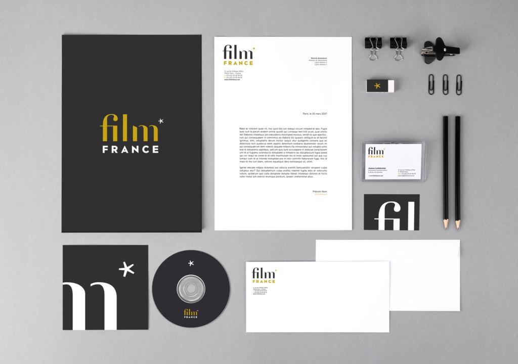 agence identité graphique film france