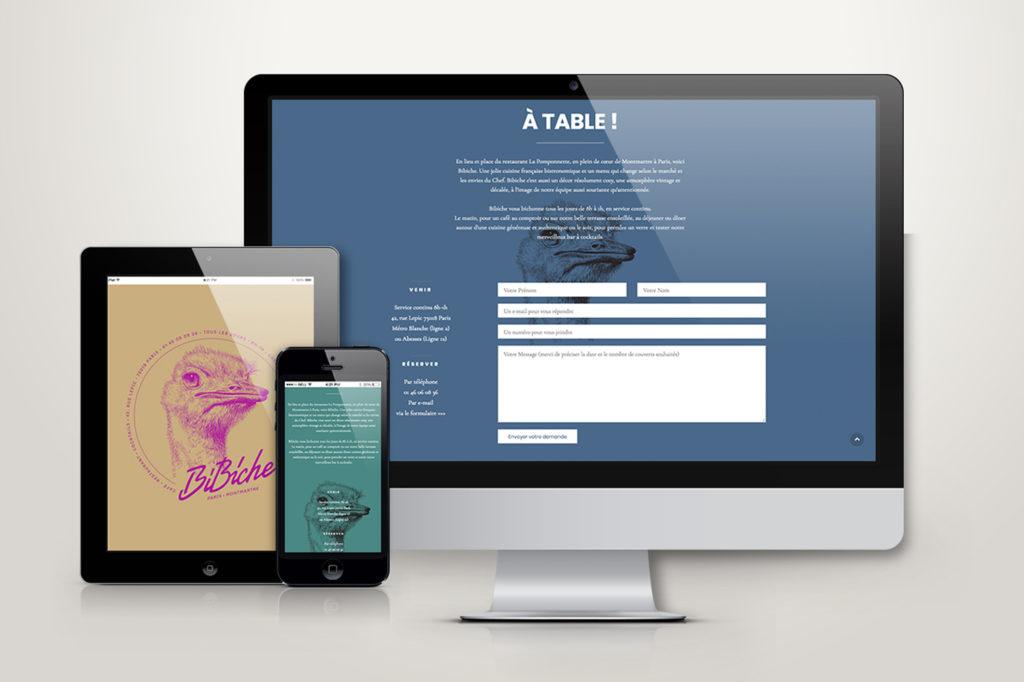 bibiche site web